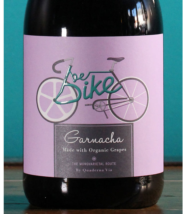 Bodegas Quardena Via, Be Bike Garnacha 2018