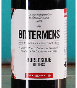 Bittermens, Burlesque Bitters