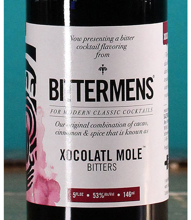 Bittermens, Xocolatl Mole Bitters