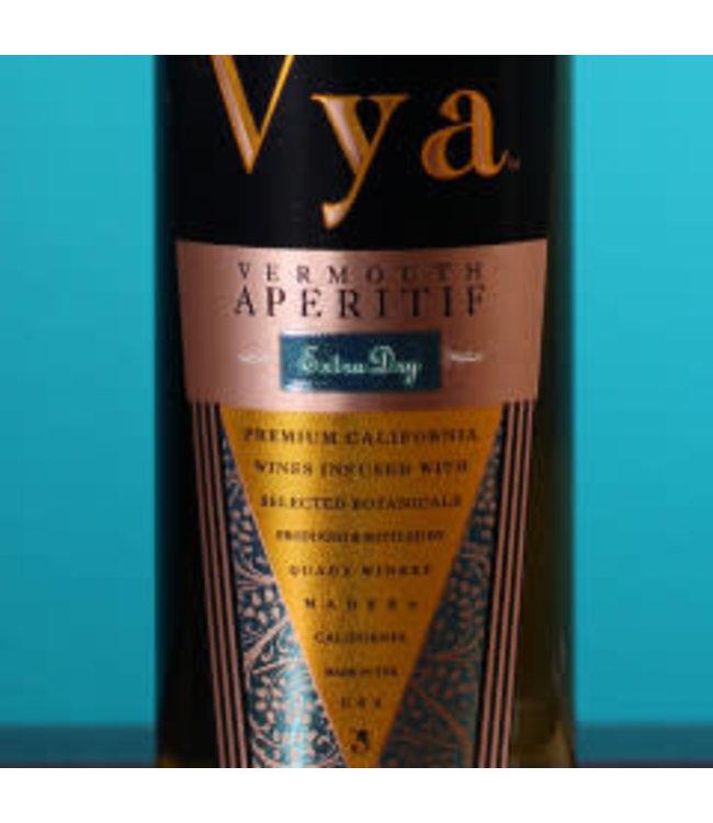 Quady Vya Extra Dry Vermouth NV (750)
