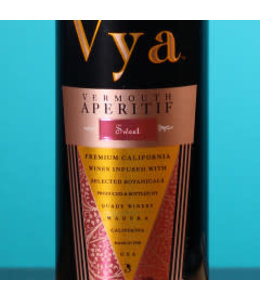 Quady Vya Sweet Vermouth NV (750)
