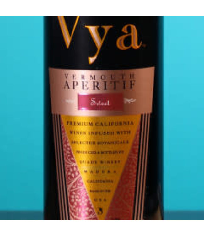 Quady Vya Sweet Vermouth NV (750)
