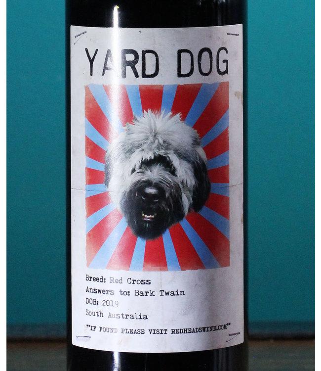 Red Heads Studio, Yard Dog Red 2019