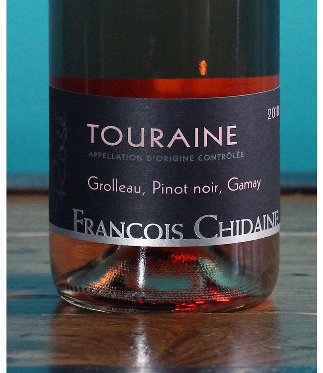 Domaine François Chidaine, Touraine Rosé 2019