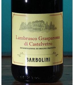 Barbolini, Lancillotto Lambrusco Grasparossa di Castelvetro NV