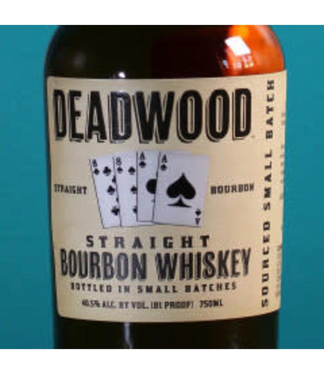 Proof & Wood, Deadwood Straight Bourbon (1 Liter)
