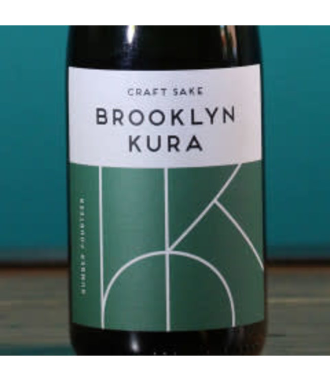 Brooklyn Kura, #14 Junmai Ginjo Namazake Sake (750)