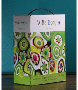 Bodegas Borsao, Viña Borgia Macabeo 2019 (3L box)