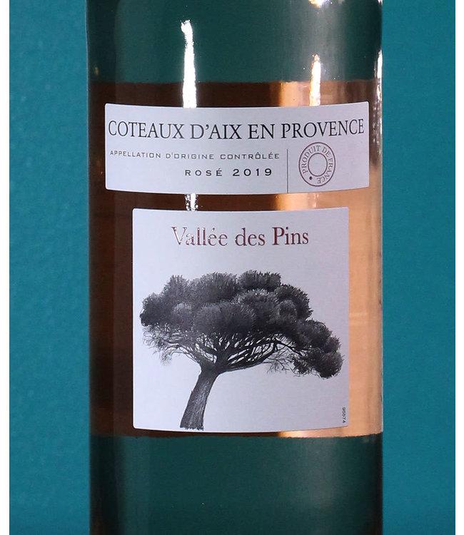 Les Vignobles Foncalieu, Vallee des Pins Rosé 2019