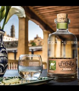 Mezcales de Leyenda, Puebla Mezcal
