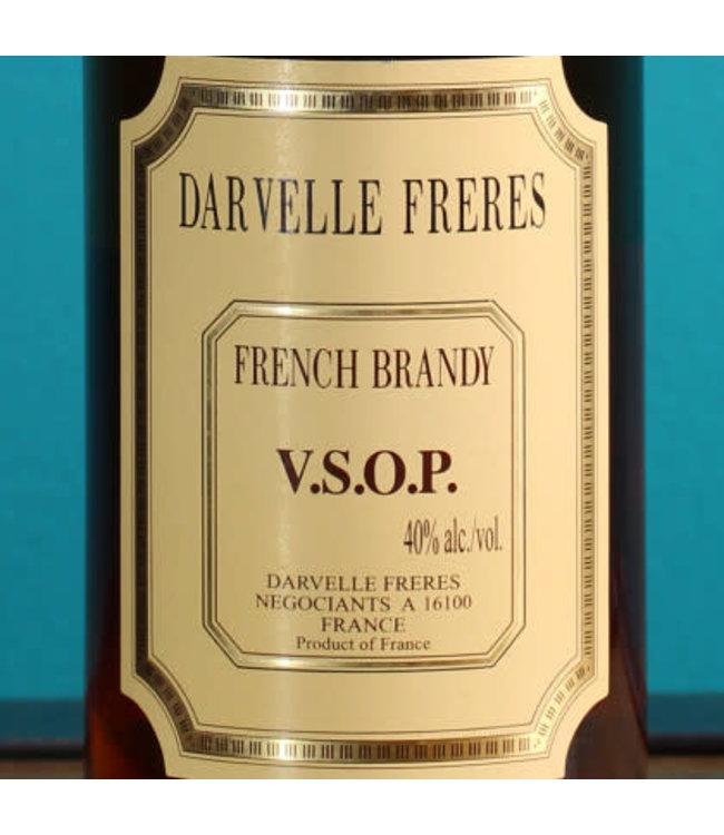 Darvelle Frères, Brandy VSOP NV (1L)
