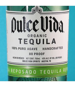Dulce Vida, Reposado Tequila 80 Proof (375ml)