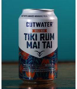 Cutwater Spirits, Bali Hai Tropical Tiki Rum Mai Tai (355ml can)
