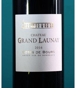 Château Grand Launay, Côtes de Bourg 2018