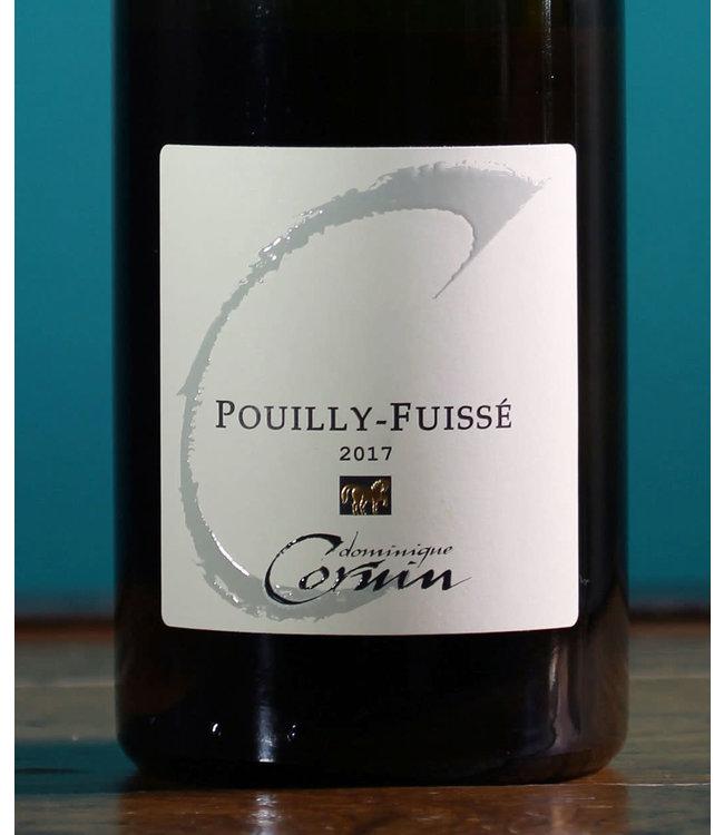 Dominique Cornin, Pouilly-Fuissé 2017