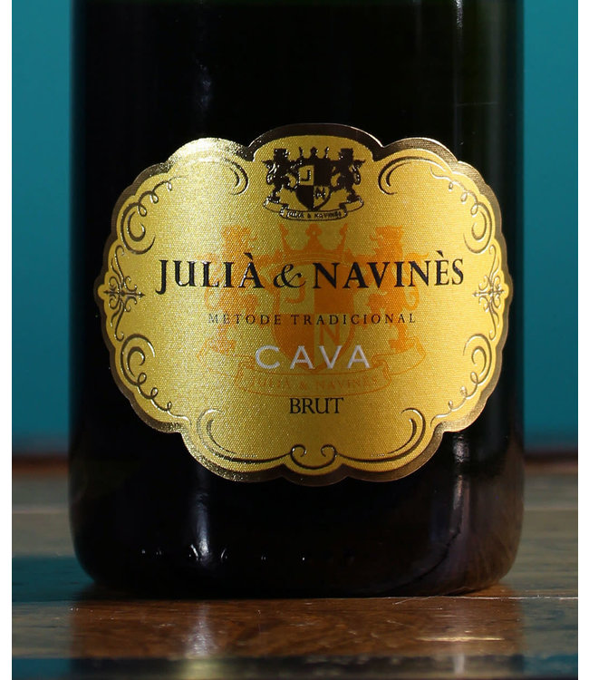Julià & Navinès, Cava Brut Méthode Traditionnelle NV
