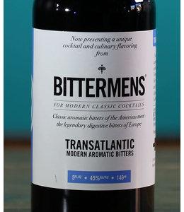 Bittermens, Transatlantic Modern Aromatic Bitters
