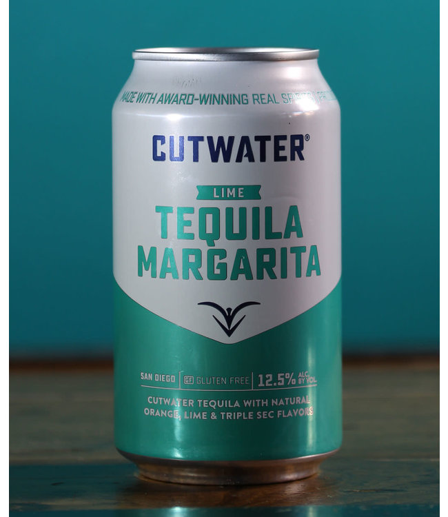 Cutwater Spirits, Margarita (355ml can)
