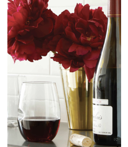 GoVino Dishwasher Safe Flexible Wine Tumblers 16 oz (2-pack)