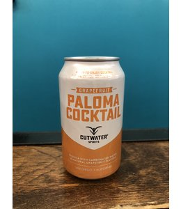 Cutwater Spirits, Tequila Paloma (355ml can)