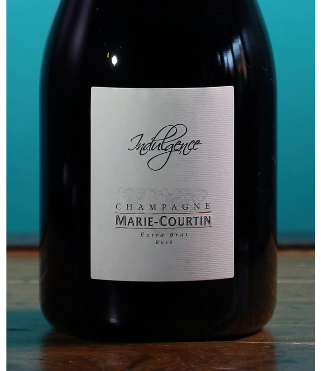 Marie Courtin, Champagne Extra Brut Indulgence Rosé (2009) NV