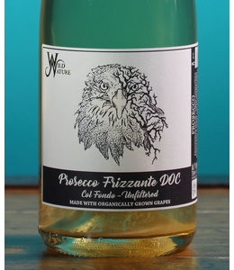 Wild Nature Wines, Prosecco Col Fondo Unfiltered Frizzante NV
