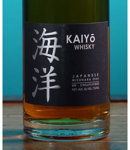 Kaiyo Whisky, Japanese Mizunara Oak Whisky