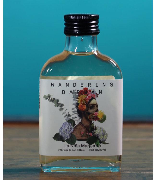 Wandering Barman, La Niña Margarita  Handcrafted Cocktail (100 ml bottle)