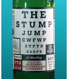 d'Arenberg, The Stump Jump White Blend McLaren Vale 2018