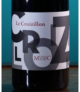 Château Les Croisille, Le Croizillon Cahors Malbec 2018