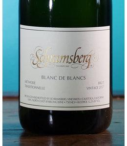 Schramsberg Vineyards, Brut Blanc de Blancs North Coast 2017