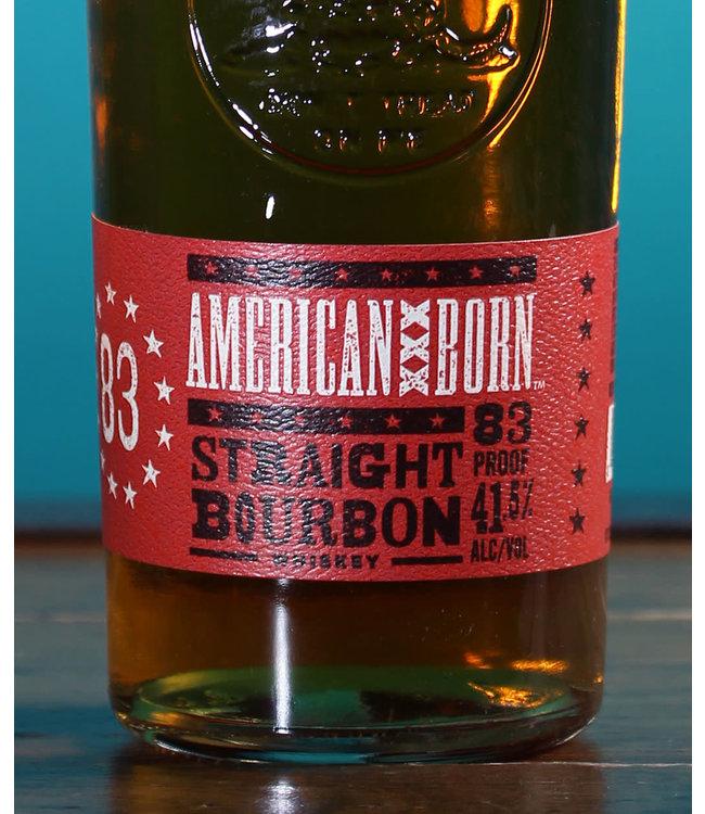 American Born, Bourbon Whiskey