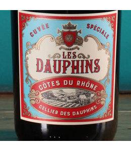 Les Dauphins, Côtes du Rhône Réserve 2019 (1.5 liter)