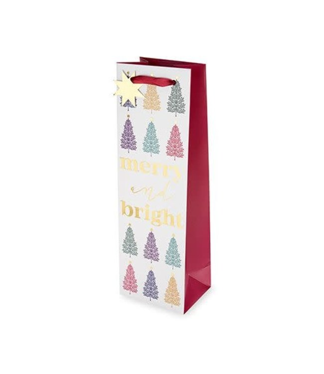 Wine Gift Bags HOLIDAY 1