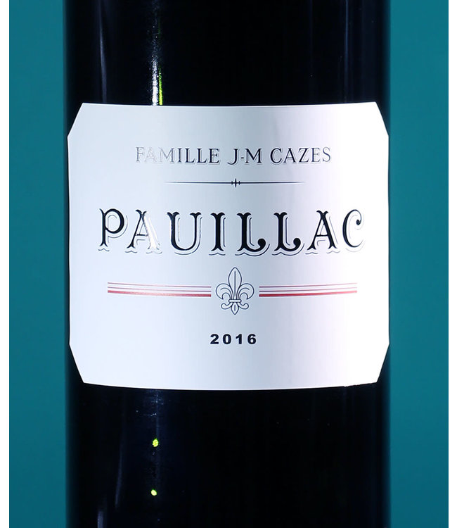 Château Pauillac of Lynch- Bages 2016