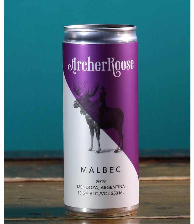 Archer Roose, Malbec (250 ml can)