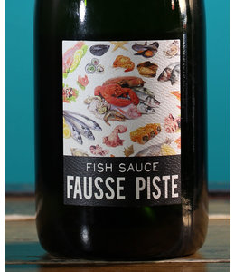 Fausse Piste, Columbia Valley Pét-Nat Fish Sauce 2019