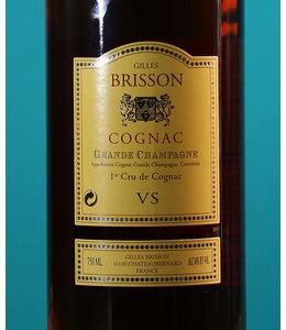 Gilles Brisson, Grande Champagne Cognac VS