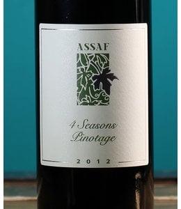 Assaf, Four Seasons 2012