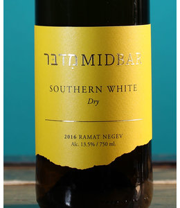 Midbar, White Southern Kosher 2016