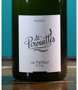 Les Vins Pirouettes by Binner & Campagnie, Le Pet Nat d'Eric 2018