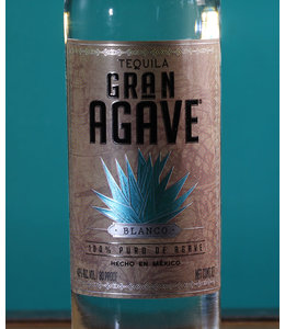 Gran Agave, Tequila 100% de Agave Blanco (1L)