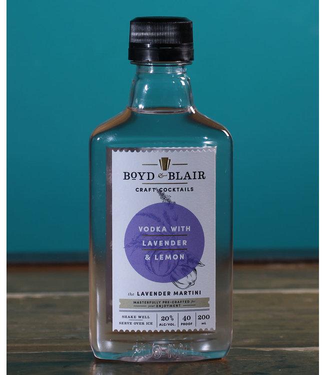Boyd & Blair, The Lavender Martini (200ml)