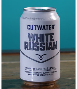 Cutwater Spirits, White Russian  (355ml can)
