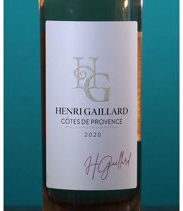 Henri Gaillard, Côtes de Provence Rosé 2020
