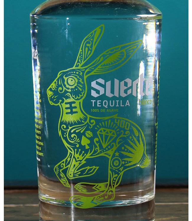 Suerte Tequila, Blanco Tequila 100% de Agave