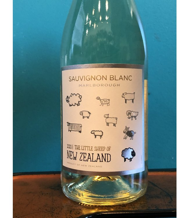 The Little Sheep, Sauvignon Blanc (2020)
