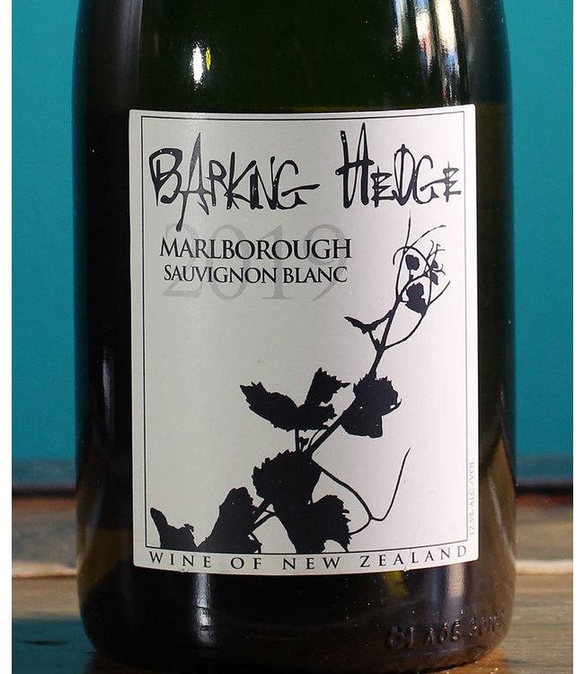 Barking Hedge, Sauvignon Blanc 2019