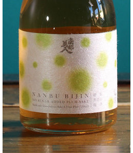 Nanbu Bijin, Muto Umeshu Plum Sake (375ml)