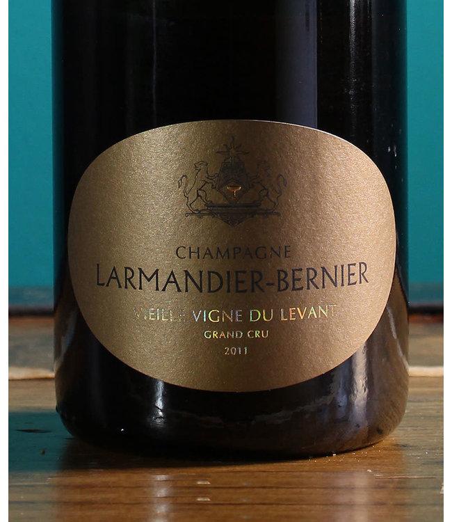 Larmandier-Bernier, Champagne Grand Cru Extra Brut Vieilles Vignes du Levant 2011